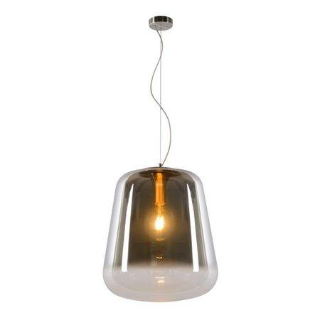Blown glass pendant light design 45 cm Ø