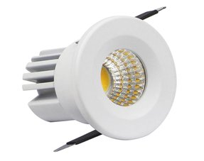 Low profile downlights