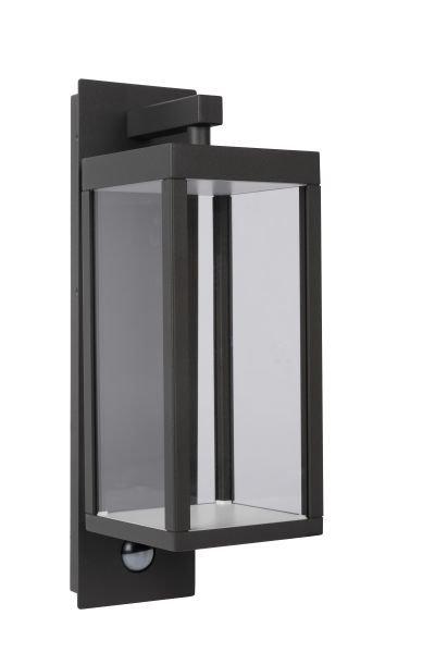 Buitenverlichting Met Sensor.Led Buitenlamp Met Sensor Glas