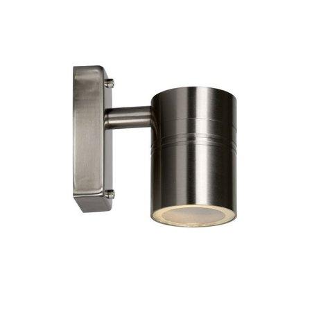 Applique descendante exterieure LED chrome ou noir