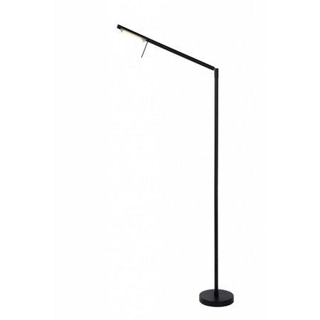 LED leeslamp grijs of zwart dimbaar