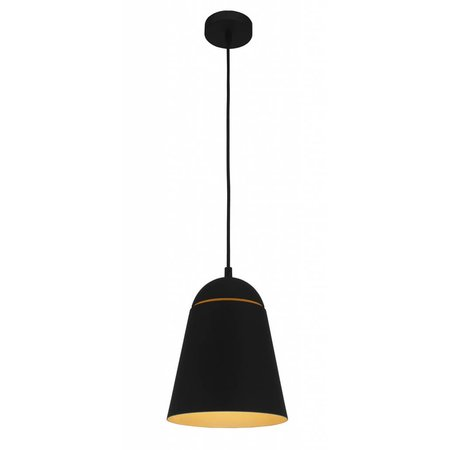 Metal pendant light black or white