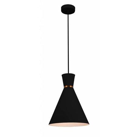 Trendy lamp wit, zwart of koper