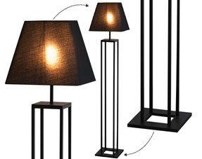 Lampadaires métal