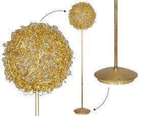 Floor lamps classic