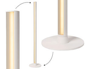 Lampadaires LED