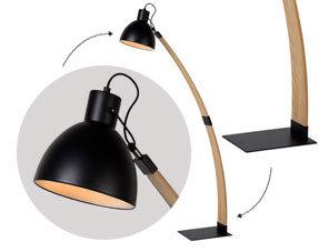 Floor lamps arch