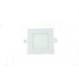 LED panel light 9W square recessed 150mmx150mm white