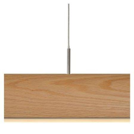 Eclairage bureau professionnel bois 125 ou 185 cm LED dimmable