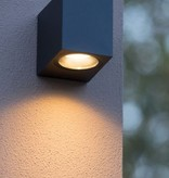 Outdoor down light with spot