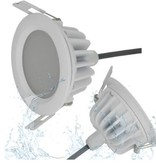 Downlight LED 190mm 25W dimmable bathroom