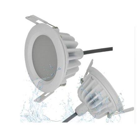 Inbouwspot diameter 190 mm 25W LED dimbaar badkamer