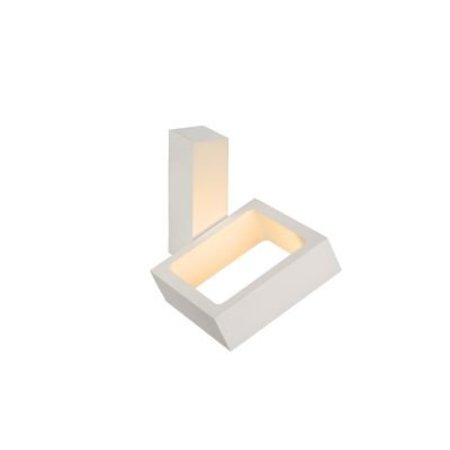 Design wall light square orientable LED 4 W