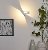 Design wandlamp vierkant kantelbaar LED 4 W