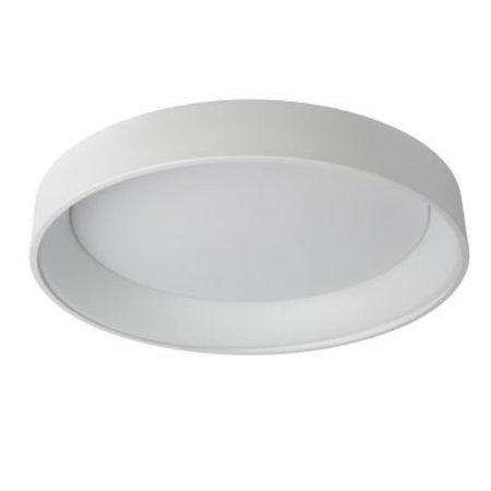 Grote plafondlamp LED Ø 80 cm 80W wit of zwart