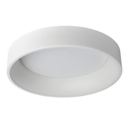 Circle ceiling light LED 42W Ø 60 cm white or black