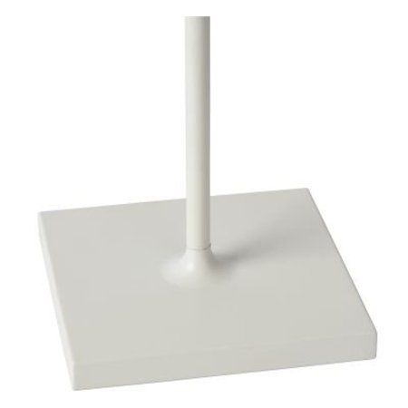 Tafellamp buiten touch snoerloos LED wit, zwart, dimbaar