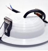 Inbouwspot diameter 115 mm IP44 15W LED 35mm hoog