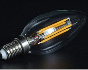 LED candle light E14