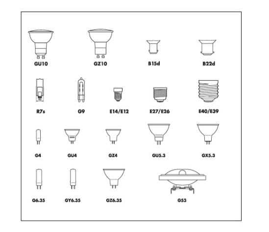 Lamp fittings