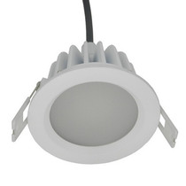 Bathroom downlight 15W LED cut-out size 95mm