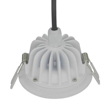 Badkamer inbouwspot 15W LED gatmaat 170mm