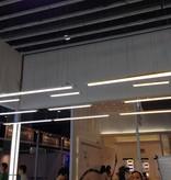 Fluorescent LED fixture 60W 150 cm