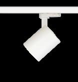 Éclairage sur rail réglable LED blanc ou noir 30W Citizen design 95mm Ø