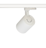 Railverlichting richtbaar wit of zwart LED 30W Citizen design 95mm Ø
