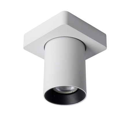 LED surface mounted spot white or black 5W dim-to-warm
