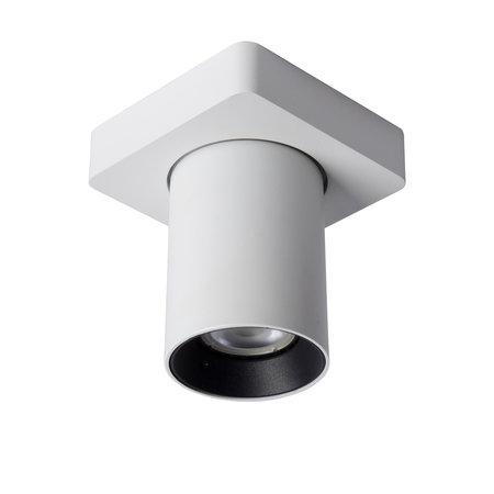 Spot LED en saillie blanc ou noir 5W dim-to-warm