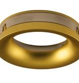 Double trou encastré trou noir taille 80-175 mm taille extérieure 95-190 mm