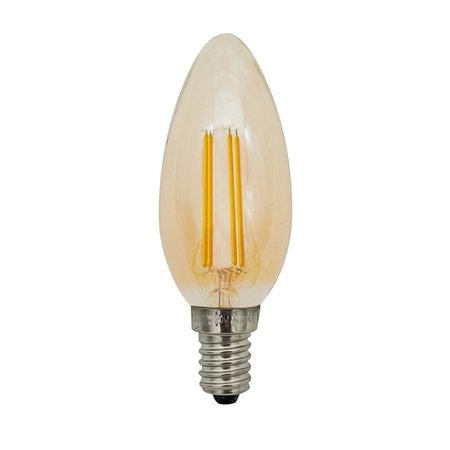 LED kaarslamp kooldraad 3,5W