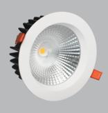 LED inbouwlamp 45W zaagmaat 220mm 5 jaar garantie