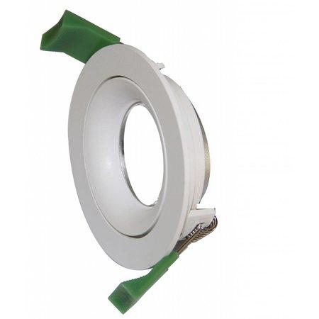 Inbouwspot 111mm of 119mm wit voor GU10
