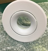 Recessed spot 111mm or 119mm white for GU10