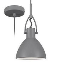 Pendant light dining room conic steel 160mm H E27 fitting