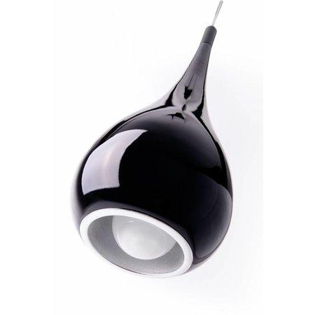 Luminaire suspendu larme 520mm haut design culot E27