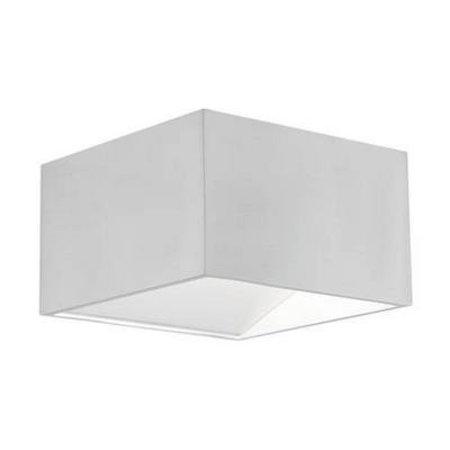 Wandlamp LED vierkant 5W up/down 100mm breed