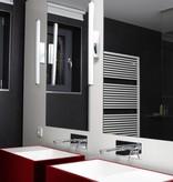Applique murale salle de bain 620mm large lampe néon T5