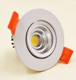 Inbouwspot boorgat 55mm LED 5W lage inbouwdiepte
