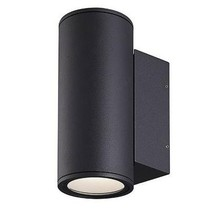 Applique murale exterieure LED anthracite/ 220mm 2x12W