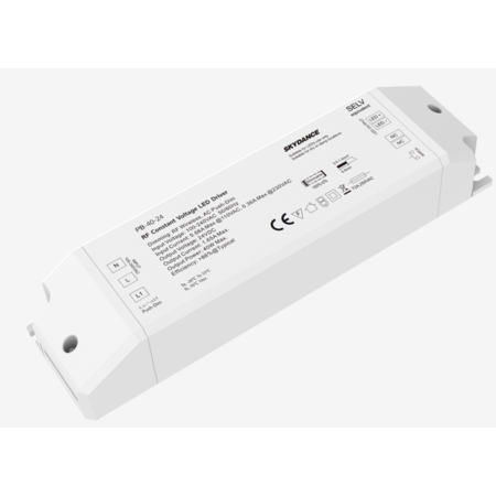 Dimmable driver 24Volt DC up to 40W humid places with possible remote dimmer