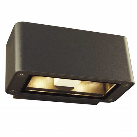 Outdoor wall light LED up down 150mm wide 4x3W