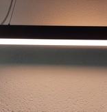 Up down pendant light LED 48W black or white