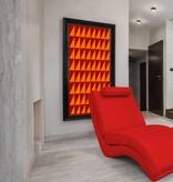 Plafondlamp vierkant LED richtbaar design 100mm 10W