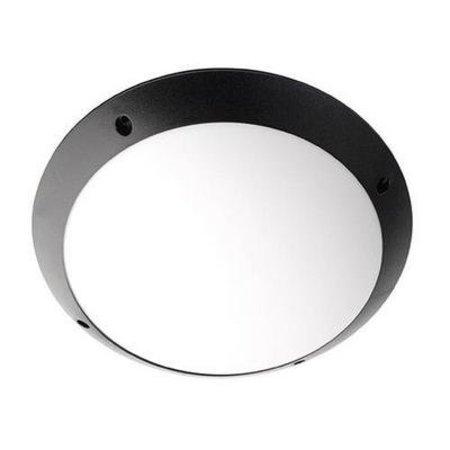Plafonnier LED exterieur rond detecteur 300mm diamètre 15W