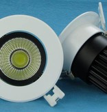 10w LED downlight 95mm cut-out
