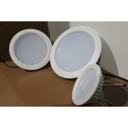 Spot encastrable LED 24W 120° sans transfo dimmable