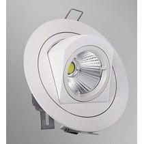 Inbouwspot LED 10W 360° richtbaar